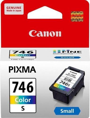 Canon Ink Cartridge - 746S (C)