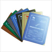 Convocation File Folder