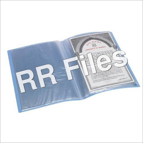 Certificate Files Folders