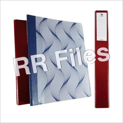 Ring Binder or Two Ring File