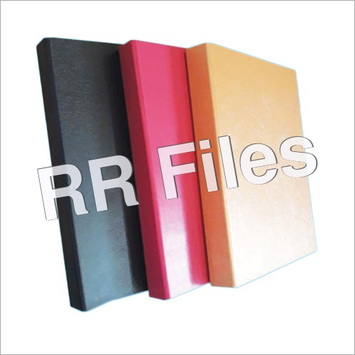 Ring Binder or Two Ring File