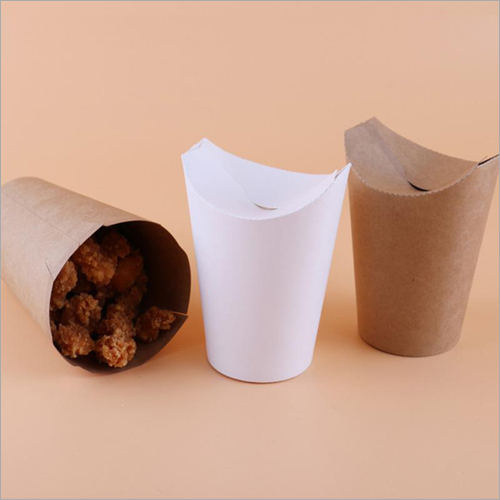 Disposable Kraft Paper Fish Chips Box