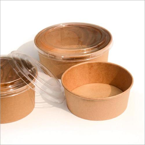 Disposable Kraft Paper Bowl