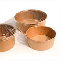 Disposable Kraft Paper Bowl