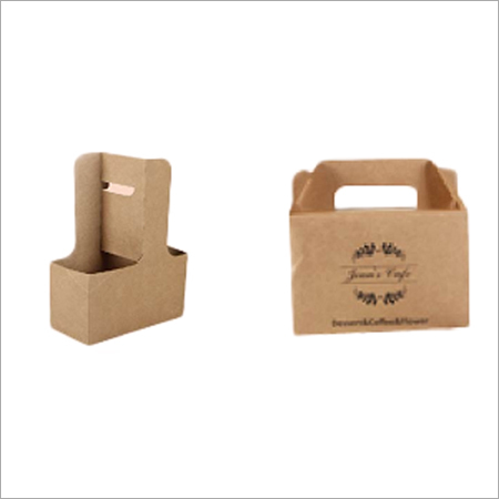 Brown Kraft Paper Box