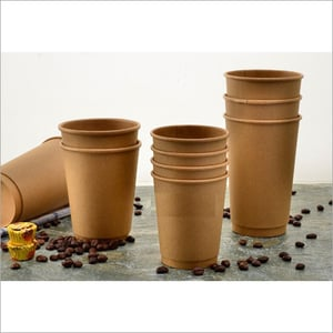 Disposable Kraft Paper Cup