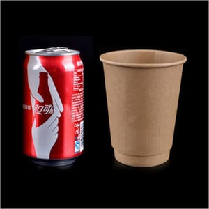 Kraft Paper Drinking Cup
