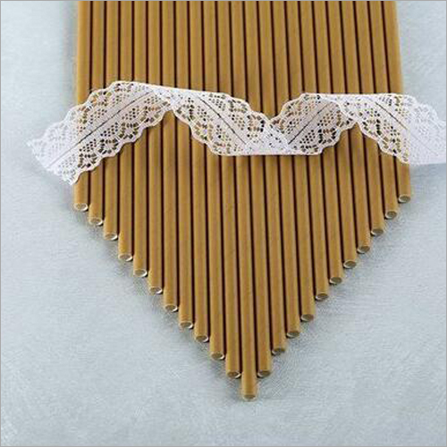 Disposable Kraft Paper Straw