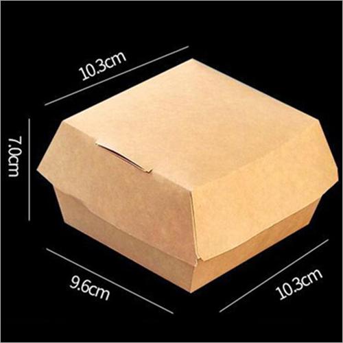 Kraft Paper Food Tray Box