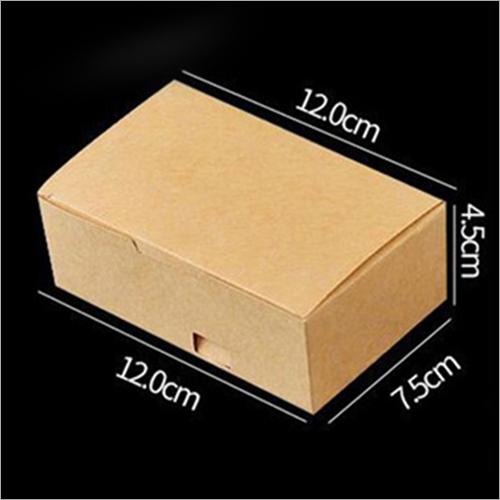 Kraft Paper Tray Box