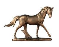 Resin Decorative Horse Showpiece