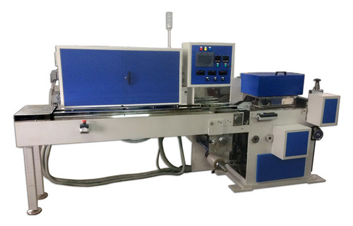 Automatic Air Flow Wrap Machine