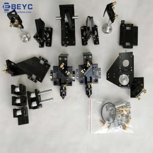Mechanical System for CO2 Laser Machine