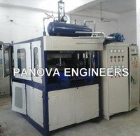 Thermoforming Plastic Glass Processing Making Machine