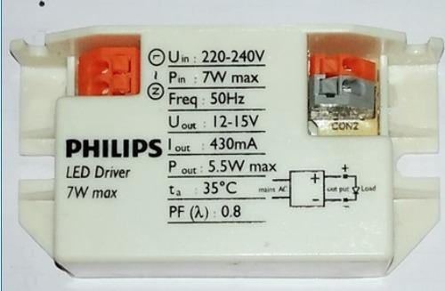 philips led driver 7wt 430ma