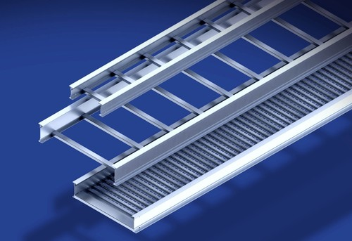 GI Ladder Type Cable Tray