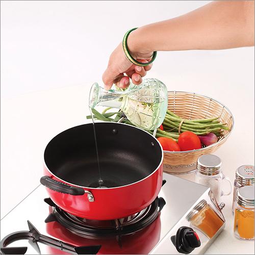 Gas Compatible Non stick casserole