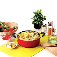 Gas Compatible Non stick casserole