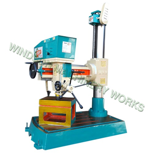 New High Precision Pillar Drilling Machine