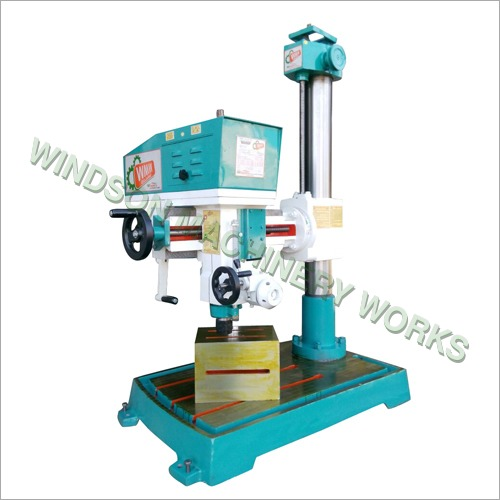 38 mm Pillar Drilling Machine