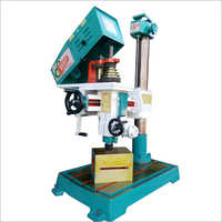 Belt Driven Pillar Drill Machine