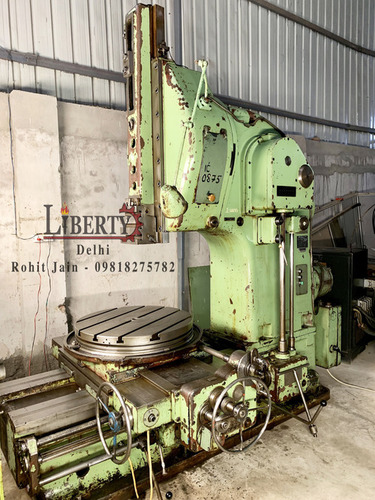 TOS Slotting Machine