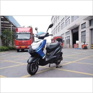 Two Wheeler Electric Scooty