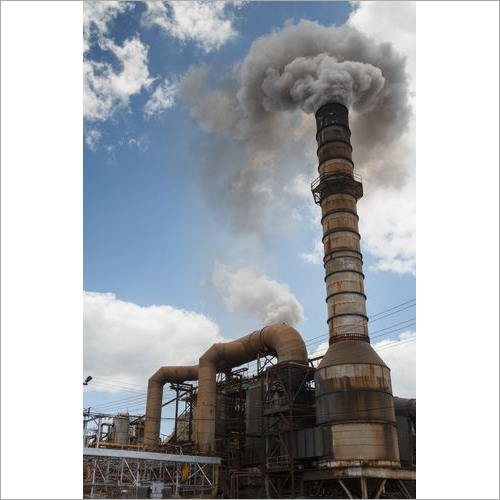 Stack-Chimney Emission And Flue Gas Treatment From Aeolus