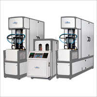 Semi Auto Pet Blowing Machine