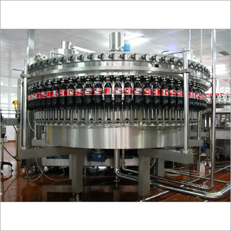 JUICE & SOFT DRINK FILLING MACHINE