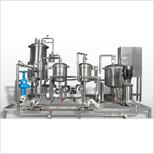 Sugar Filtration System