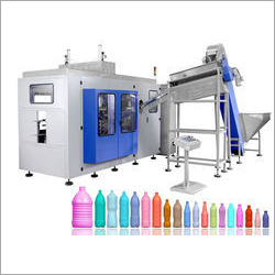 Fully Automatic Pet Bottle Blow Moulding Machine 3600Bph