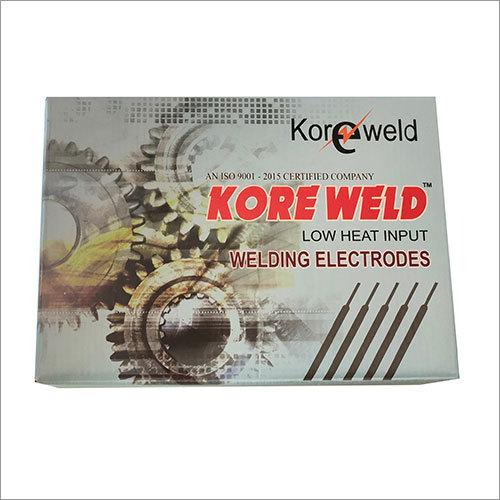 Low Heat Input Welding Electrodes