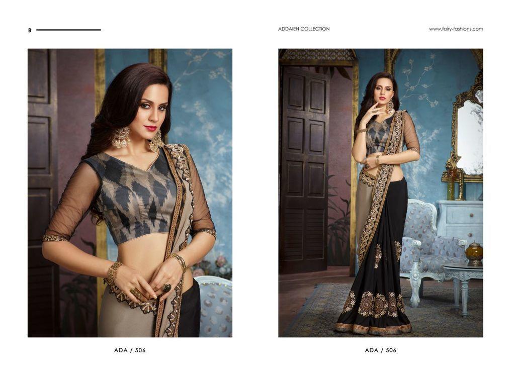 Fashion Designer Sarees