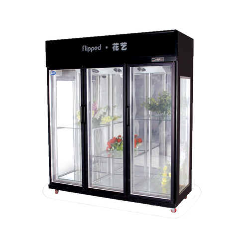 Commercial Floral Display Coolers