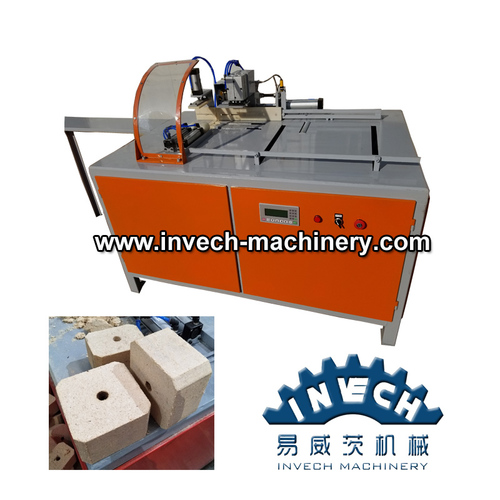 Automatic Wood Pallet Block Cutter