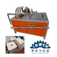 Automatic Wood Pallet Block Cutter