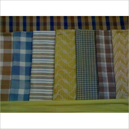Herbal Dyed cotton Fabric