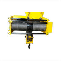 Powered Wire Rope Hoist