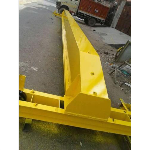 Single Girder Box Type Crane