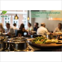 Restaurant Deodorization System by Aeolus