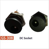 Solar Fence Guard DC Socket