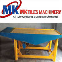 CEMENT TILE MAKING MACHINE