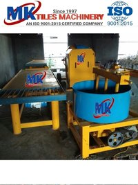 INTERLOKING TILES  MAKING MACHINE