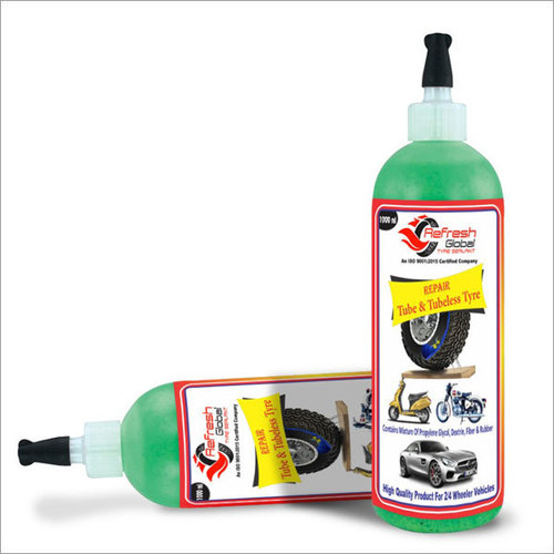 Tube Less Tyre Sealant