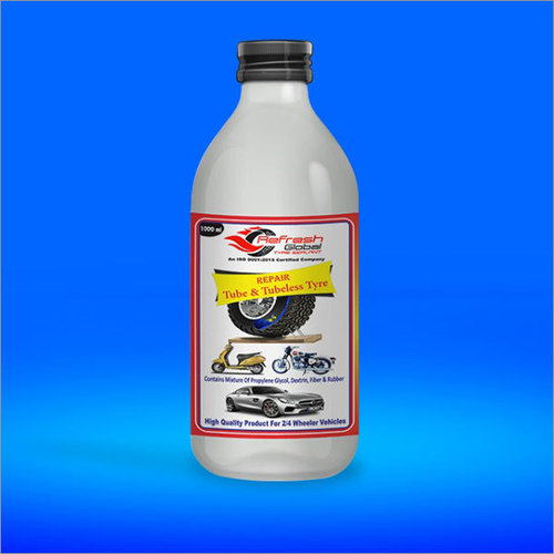 Tyre Puncture Free Sealant