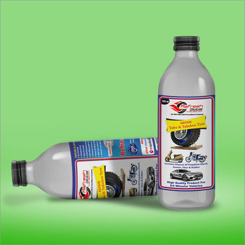 Tubeless Car Tyre Sealant