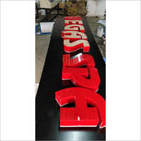 Customized Letter Signage Board