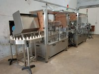Servo Base Filling Machine