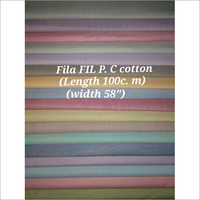 Multi Color Cotton Shirting Fabric